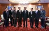 เอกอัครราชทูตสาธารณรัฐเกาหลี ประจำประเทศไทย เข้าเยี่ยมคารวะท่าน รมว.วท. พร้อมหารือแนวทางความร่วมมือ ด้าน วทน.