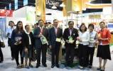 สวทช. ร่วมกับ สภาหอการค้าฯ เปิดตัวผลสำเร็จ 17 เอสเอ็มอีผักและผลไม้ไทย ที่พร้อมแข่งขันในตลาดเออีซีด้วย ThaiGAP ในงาน THAIFEX2016