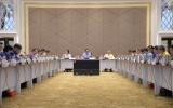 นายกรัฐมนตรีเป็นประธานการประชุมคณะหัวหน้าส่วนราชการระดับปลัดกระทรวงหรือเทียบเท่า ครั้งที่ 3/2559