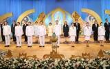 ก.วิทย์ฯ ร่วมบันทึกเทปถวายพระพร สมเด็จพระนางเจ้าฯ พระบรมราชินีนาถ เนื่องในโอกาสมหามงคลเฉลิมพระชนมพรรษา 84 พรรษา 12 สิงหาคม 2559
