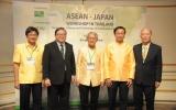 """สวทช. ก.วิทย์ ร่วมกับ STS Forum และ JETRO  จัดงานสัมมนาระดับภูมิภาค  """"ASEAN – Japan Workshop in Thailand: Innovation, Science, and Technology for Sustainable Development"""""""