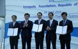 ไทย - เกาหลี เปิดความร่วมมือขับเคลื่อนนิคมนวัตกรรม ประเดิมสองโครงการหลัก ฟู้ดอินโนโพลิสและอุทยานวิทย์ไทย