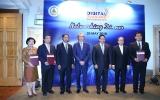 3 กระทรวง ร่วมมือขับเคลื่อนประเทศไทยเข้าสู่ยุค 4.0 ด้วยเทคโนโลยีอุตสาหกรรม ยกระดับ SME สร้างเศรษฐกิจใหม่