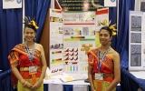 เด็กไทยคว้ารางวัลเวทีอินเทล ไอเซฟ มหกรรมประกวดโครงงานวิทยาศาสตร์และวิศวกรรมระดับโลก 2016