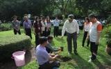 ก.วิทย์ฯ จัดกิจกรรมวันต้นไม้ประจำปีของชาติ พ.ศ. 2559