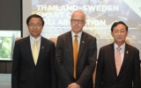 รมว.วท. ร่วมเปิดงานสัมมนาการส่งเสริมความร่วมมือระหว่างไทยและสวีเดนด้านเมืองอัจฉริยะ (Smart City)