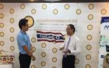 """รมว.วท. บันทึกเทปเดินหน้าประเทศไทย ชูโครงการช่วยเหลือ SMEs – เกษตรกร """"คูปองวิทย์เพื่อโอทอป - คูปองนวัตกรรม"""""""