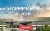 ขอเชิญประชุม APMP Mid-Year Meetings 2016 and Related Activities