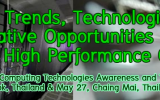 Workshop on Trends, Technologies and Collaborative Opportunities in Cloud and High Performance Computing