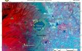 GISTDA เผยภาพถ่ายจากดาวเทียมไทยโชต พบพื้นที่เสียหายกว่าพันไร่
