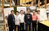 ดร.พิเชฐ เยียมชมบูธพร้อมแสดงความขอบคุณ แก่ผู้ประกอบการ Startup ทั้งหน่วยงานภาครัฐและเอกชน