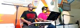 ก.วิทย์ฯ ใช้นวัตกรรมดนตรีผ่อนคลายส่งท้าย Week 1