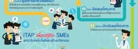 โครงการ สนับสนุนการพัฒนาเทคโนโลยีของอุตสาหกรรมไทย(ITAP)