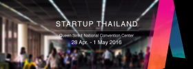 "Startup Thailand 2016 receives ""beyond expectation success"""