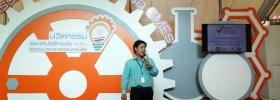 กระทรวงวิทยาศาสตร์ฯ โดย สำนักงานนวัตกรรมแห่งชาติ โชว์พร้อมชวนร่วมโครงการ คูปองนวัตกรรม ในงานนวัตกรรมฯ คลองผดุง