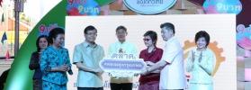 กระทรวงวิทย์ฯ ปิดตลาดนวัตกรรมคลองผดุงฯ ชื่นมื่นทุกฝ่ายฟันยอดซื้อ-ขายกว่า 165 ล้านบาท พร้อมส่งมอบภารกิจต่อให้มหาดไทย