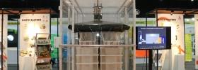 """มหกรรมวิทย์ฯ 58 โชว์ """"ห้องรมแก๊สซัลเฟอร์ไดออกไซด์""""   ยืดอายุลำไยสดได้ 20 วัน ไม่ทิ้งสารตกค้าง เพิ่มมูลค่าส่งออก"""
