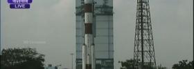 การติดการปล่อยจรวดนำส่ง PSLV-C25 จากศูนย์อวกาศตีศธวัน